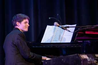 HSPVA Jazz Student Concert at DocFest Benefit 2016-Photos by David DeHoyos