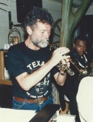 1986 - Bob & Chris in Stavanger