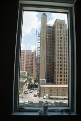 Look! One of many many windows